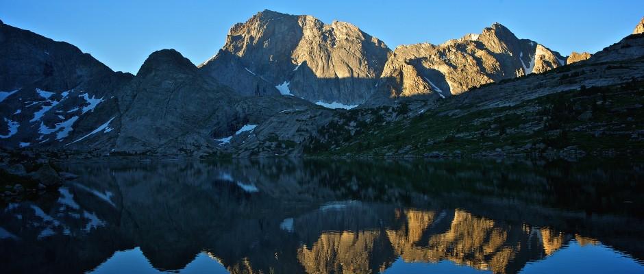 Mountains, Lakes, & Rivers